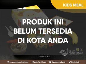 Paket Aqiqah Jakarta Pusat Nurul Hayat paket Kids Meal