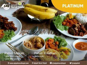 Paket Aqiqah Jakarta Pusat Nurul Hayat Platinum
