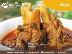 Paket Aqiqah Jakarta Pusat Nurul Hayat Puas