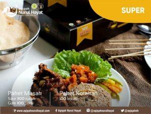 Paket Aqiqah Jakarta Pusat Nurul Hayat Super